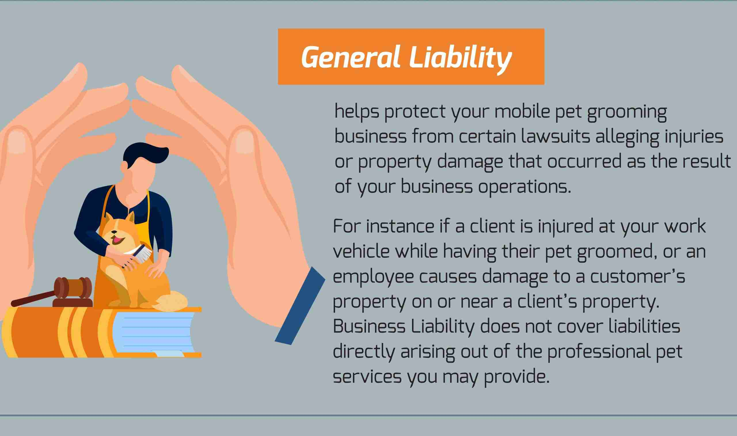 Insurance Specialist for Your mobile pet grooming business